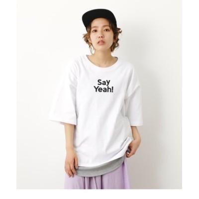 メッセージTシャツタンクセット