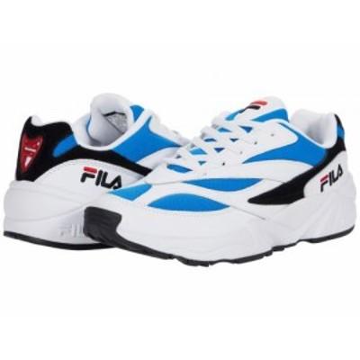 Fila フィラ メンズ 男性用 シューズ 靴 スニーカー 運動靴 V94M White/Electric Blue/Black【送料無料】