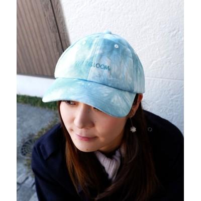 JUGLANS / FRUIT OF THE LOOM TIE DYE  LOW CAP WOMEN 帽子 > キャップ