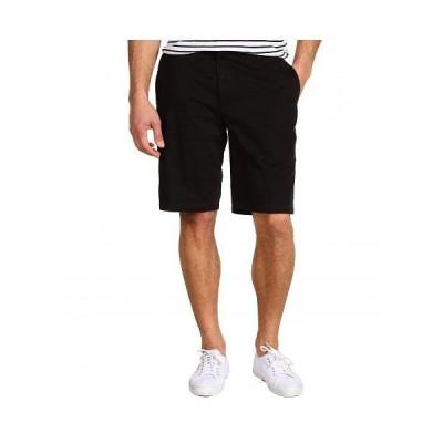 "Dockers ドッカーズ メンズ 男性用 ファッション ショートパンツ 短パン 10.5"" Perfect Short - Black"