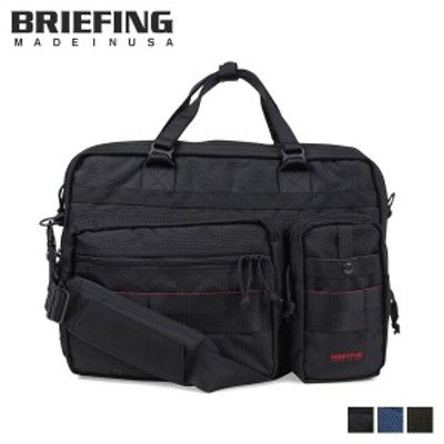 ブリーフィング BRIEFING バッグ ブリーフケース ビジネスバッグ メンズ B4 OVER TRIP ブラック ネイビー オリーブ 黒 BRF117219