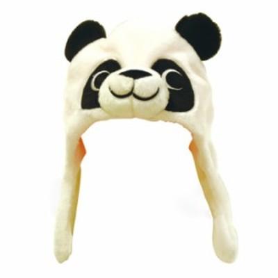 パンダ 被り物 かぶりもの 被りもの キャラクター グッズ かわいい 可愛い ぱんだ アニマル 動物 アニメ メンズ レディース 男女兼用 ヘ