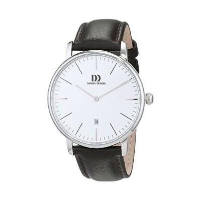 Danish Design Men's Analogue Quartz Watch with Leather Strap IQ12Q1175 並行輸入品