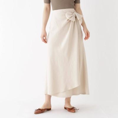 DRESSTERIOR(Ladies)(ドレステリア:レディース)/ラップフレアースカート