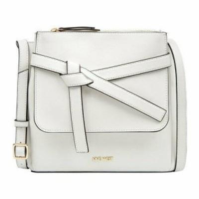 elite エリート ファッション バッグ Nine West Womens  Tereska Zofia Elite Crossbody Bag White Size OSFA