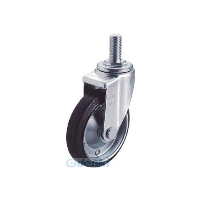 (受注生産品)ユーエイキャスター [SJT-125WPS-M20-40] ねじ込みキャスターS付自在車 125径ゴ SJT125WPSM2040 ポイント5倍