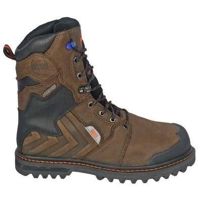 ホスブーツ メンズ ブーツ・レインブーツ シューズ Bronc 8 800G Insulate Boot
