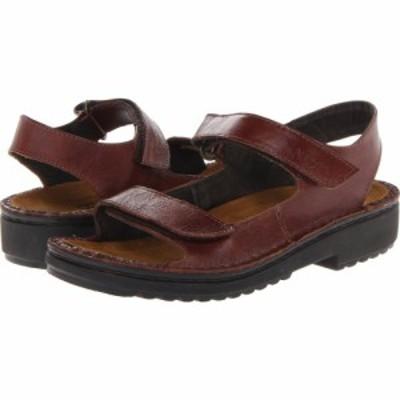 ナオト Naot レディース サンダル・ミュール シューズ・靴 Karenna Luggage Brown Leather