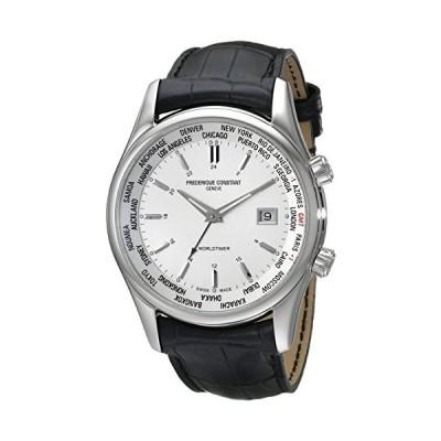 Frederique Constant Index Worldtimer Quartz Watch 並行輸入品