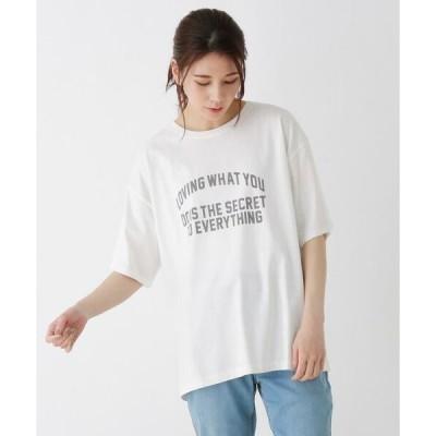 SHOO・LA・RUE / シューラルー USAコットンアソートプリントTシャツ