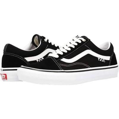 バンズ Skate Old Skool メンズ スニーカー 靴 シューズ Black/White