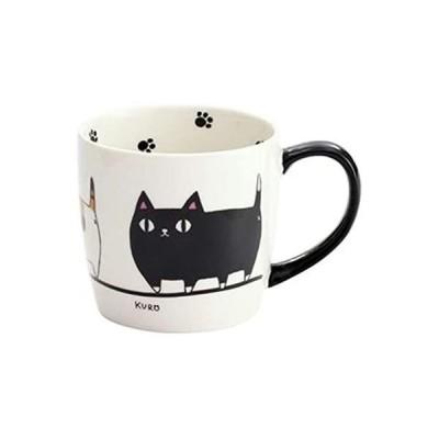 マグカップ 猫3兄弟 猫マグカップ コーヒーカップ 猫柄 マグ 猫 ki-097a (行進) (行進)