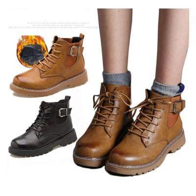 レディースブーツ ショート丈 サイドゴアブーツ 3.5cmヒール 歩きやすいサイドゴアショートブーツ 送料無料