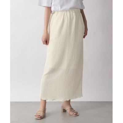【ローリーズファーム/LOWRYS FARM】 シャーリングカットタイトスカート