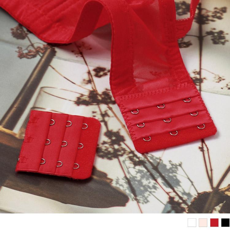 無須車縫~基本色延長背扣(兩入一組)