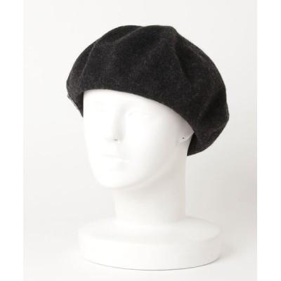ZOZOUSED / ワンポイントベレー帽 WOMEN 帽子 > ハンチング/ベレー帽