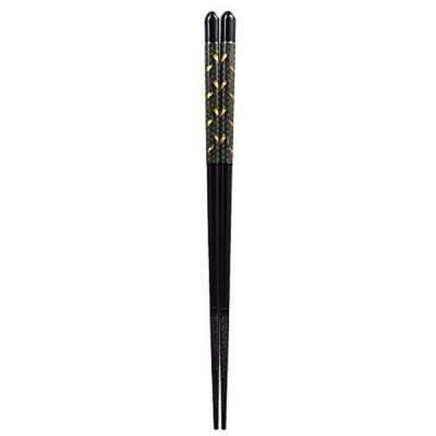 一双 箸 塗箸 荘園 23cm