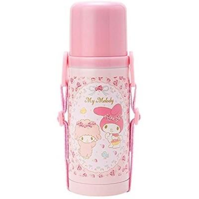 マイメロディ ステンレスボトルS バラ(ピンク)
