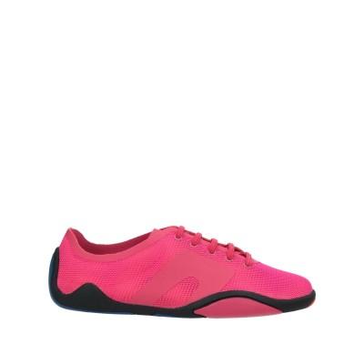 CAMPER スニーカー&テニスシューズ(ローカット) フューシャ 36 紡績繊維 スニーカー&テニスシューズ(ローカット)