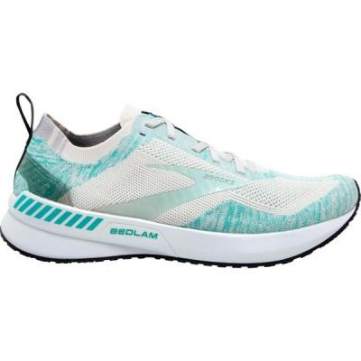 ブルックス Brooks レディース ランニング・ウォーキング シューズ・靴 Bedlam 3 Running Shoes Grey/Teal