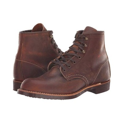 Red Wing Heritage Blacksmith メンズ ブーツ Copper Rough & Tough