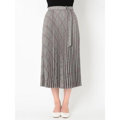 Classプリーツスカート