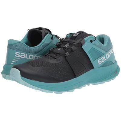 サロモン Ultra Pro メンズ スニーカー 靴 シューズ Ebony/Meadowbrook/Icy Morn