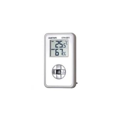 カスタム デジタル温湿度計 CTH-201