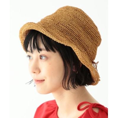 BEAMS WOMEN / BEAMS BOY / アバカ クロシェ ハット WOMEN 帽子 > ハット