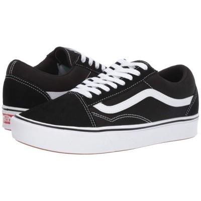 ヴァンズ Vans レディース スニーカー シューズ・靴 Comfycush Old Skool Classic) Black/True White