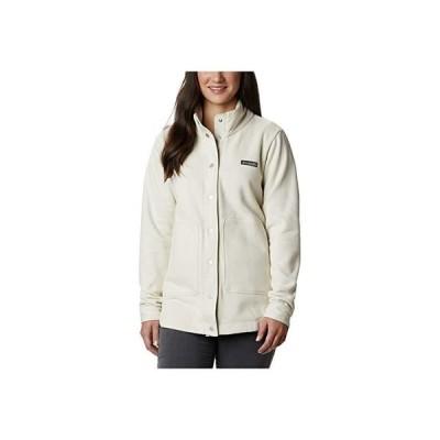 コロンビア Hart Mountain Shirt Jacket レディース コート アウター Chalk