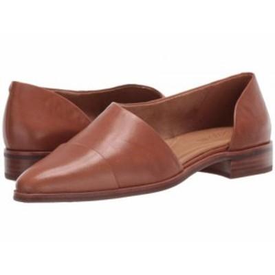 Aerosoles エアロソールズ レディース 女性用 シューズ 靴 ローファー ボートシューズ East Bound Dark Tan Leather【送料無料】
