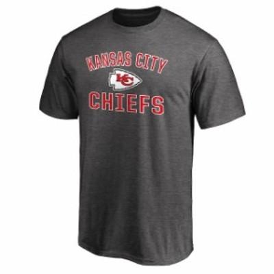 NFL Pro Line by Fanatics Branded エヌエフエル プロ ライン スポーツ用品  NFL Pro Line Kansas City Chiefs Gray Vi