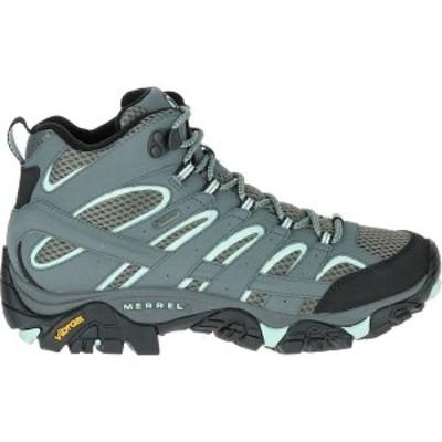 メレル レディース ハイキング スポーツ Moab 2 Mid GTX Hiking Boot - Women's Sedona Sage