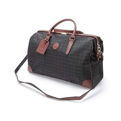 ボストンバッグ 鍵付き ショルダー付き 旅行 出張 ビジネス 2泊 45cm 平野鞄