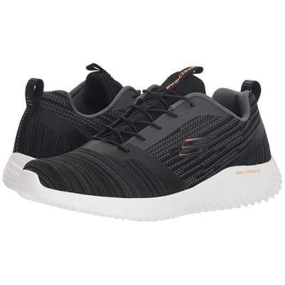 スケッチャーズ Bounder メンズ スニーカー 靴 シューズ Black