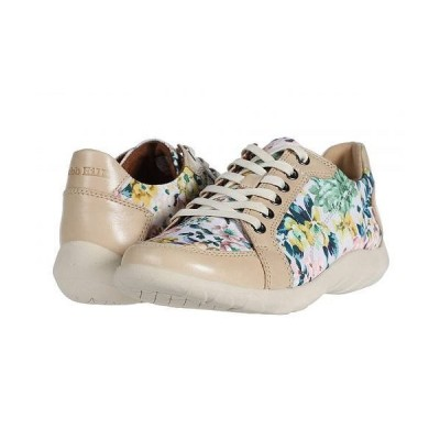 Cobb Hill コッブヒル レディース 女性用 シューズ 靴 スニーカー 運動靴 Amaile Lace - Taupe Fabric