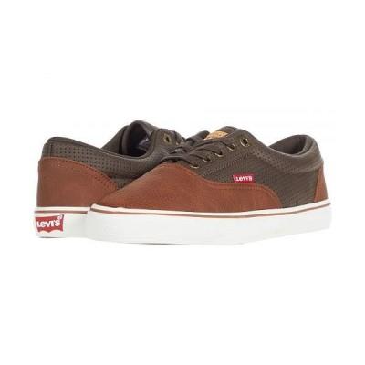 Levi's(R) Shoes リーバイス メンズ 男性用 シューズ 靴 スニーカー 運動靴 Kali Two-Tone Wax - Tan/Brown