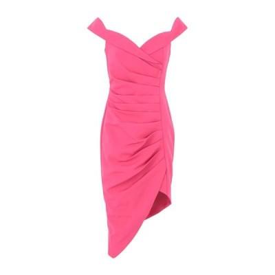 LAVISH ALICE ラビッシュ アリス チューブドレス ファッション  レディースファッション  ドレス、ブライダル  パーティドレス フューシャ
