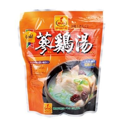 『マニカ』参鶏湯|サムゲタン(800g)br レトルト お粥 韓国料理 韓国食品