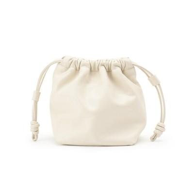 SOUP / ラムレザーミニ巾着バッグ WOMEN バッグ > ハンドバッグ