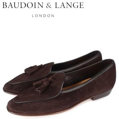 BAUDOIN & LANGE ボードインアンドランジ タッセルローファー シューズ メンズ MTHL101201