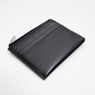 ポルシェデザイン コインケース  PORSCHE DESIGN CLASIC LINE COINPOCKET H6 BLK