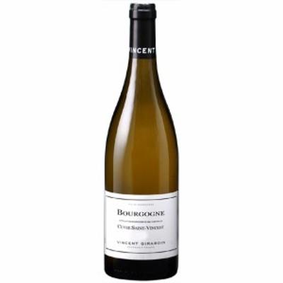 お歳暮 ギフト 白ワイン ブルゴーニュ・ブラン キュヴェ・サン・ヴァンサン / ヴァンサン・ジラルダン 白 750ml フランス ブルゴーニュ