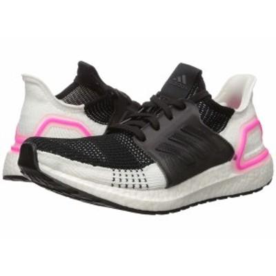 アディダス レディース スニーカー シューズ Ultraboost 19 Core Black/Core Black/Footwear White