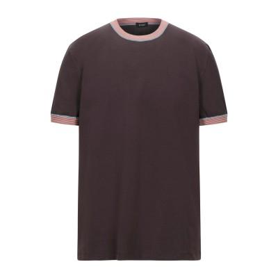 YOON T シャツ ココア 48 コットン 98% / ポリウレタン 2% T シャツ