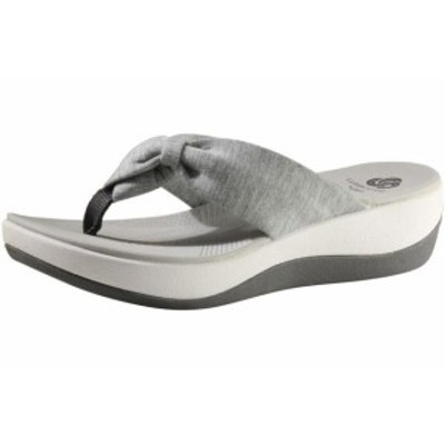 clarks クラークス ファッション サンダル Clarks Cloudsteppers Womens Arla Glison Flip Flop Sandals Shoes