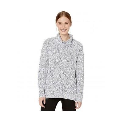 Tribal トリバル レディース 女性用 ファッション セーター Long Sleeve Cowl Neck Sweater - Cream