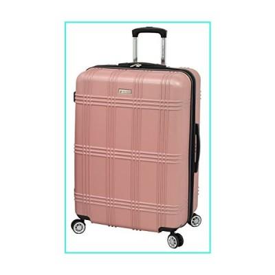 """【新品】London Fog Kingsbury 29"""" Spinner Luggage, Rose Gold, 29 Inch(並行輸入品)"""