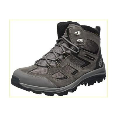 【並行輸入品】Jack Wolfskin Women's Vojo 3 Texapore Mid W Hiking Boot, Tarmac Grey/Pink, 9